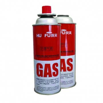 Eco-friendly TFS Material gas cylinder for butane / propane with high pressure